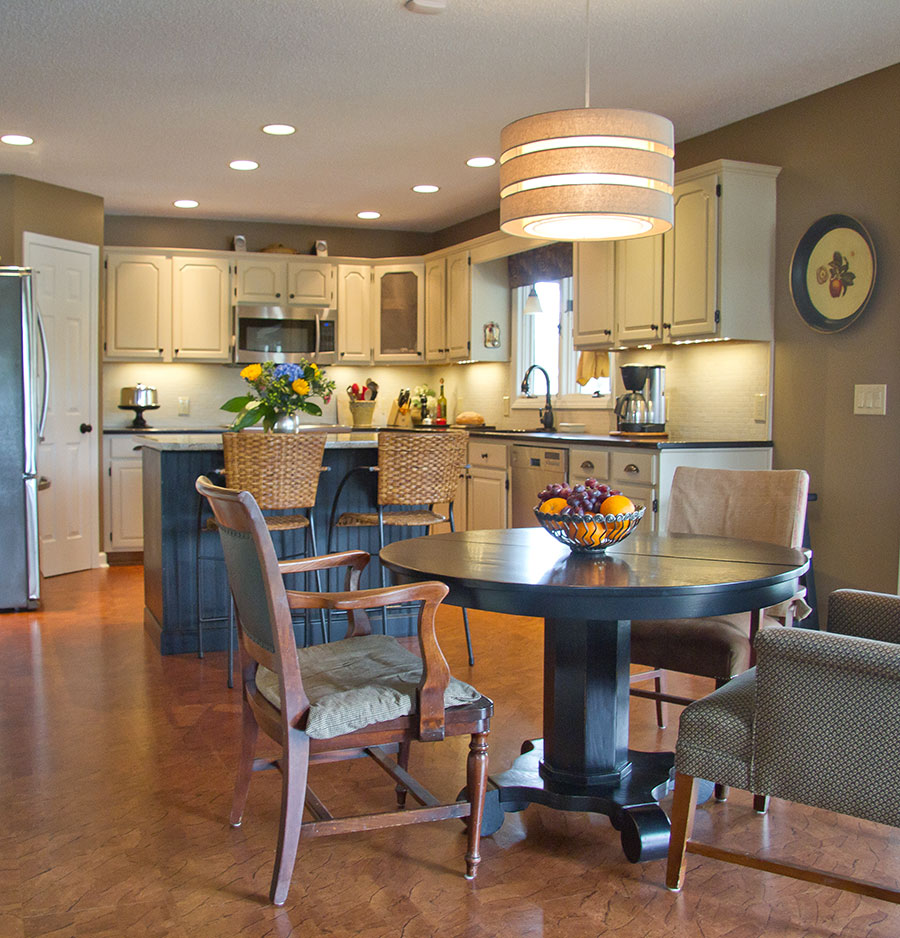 The Pindzola's Kitchen Remodel